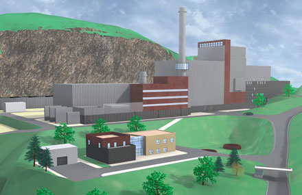 Industrial plants - Detailed engineering - Incineration
