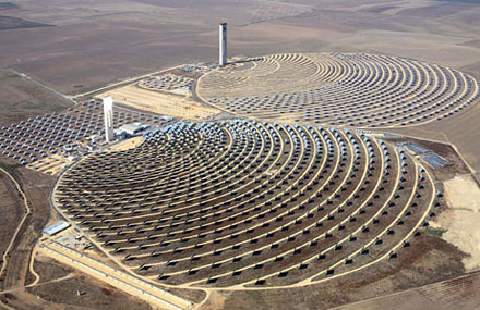Industrial plants - Detailed engineering - Solar plant
